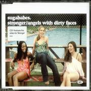 Click here for more info about 'Sugababes - Stronger/Angels With Dirty Faces'