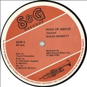 Click here for more info about 'Sugar Minott - High Up Above / Africa'