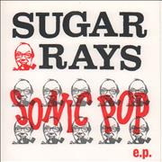 Click here for more info about 'Sugar Rays - Sonic Pop EP'