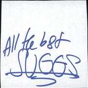 Click here for more info about 'Suggs - Autograph'