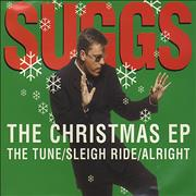Click here for more info about 'Suggs - The Christmas EP'