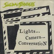 Click here for more info about 'Suicidal Tendencies - Lights... Camera... Conversation'