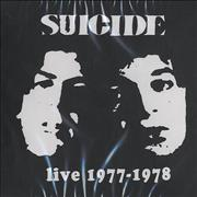 Click here for more info about 'Suicide - Live 1977-1978'