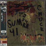 Click here for more info about 'Sum 41 - Chuck'