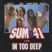 Click here for more info about 'Sum 41 - In Too Deep'