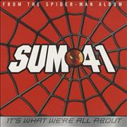 Click here for more info about 'Sum 41 - It's What We're All About'