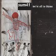 Click here for more info about 'Sum 41 - We're All To Blame'