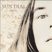 Click here for more info about 'Sun Dial - Reflecter - Clear vinyl'