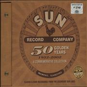 Click here for more info about 'Sun Records - 50 Golden Years, A Commemorative Collection'