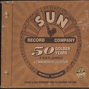Click here for more info about 'Sun Records - 50 Golden Years, A Commemorative Collection - Sealed'