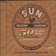 Click here for more info about 'Sun Records - 50 Golden Years'