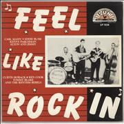 Click here for more info about 'Sun Records - Feel Like Rockin''