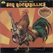 Click here for more info about 'Sun Records - Sun Rockabillies Volume One - Gold Vinyl'