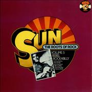Click here for more info about 'Sun Records - The Roots Of Rock Vol. 5 - Rebel Rockabilly'