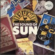 Click here for more info about 'Sun Records - The Sound Of Sun - Stickered sleeve '