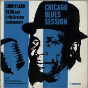 Click here for more info about 'Sunnyland Slim - Chicago Blues Session'