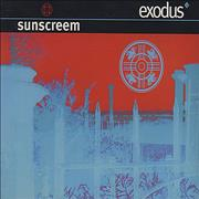 Click here for more info about 'Sunscreem - Exodus'