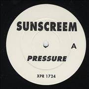 Click here for more info about 'Sunscreem - Pressure'