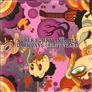 Click here for more info about 'Super Furry Animals - Dark Days / Light Years'