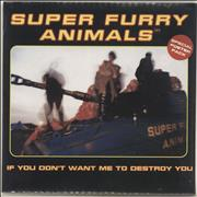 Click here for more info about 'Super Furry Animals - If You Don't Want Me To Destroy You - Sealed Poster Pack'