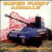 Click here for more info about 'Super Furry Animals - If You Don't Want Me To Destroy You - Withdrawn'