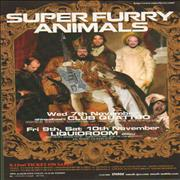 Click here for more info about 'Super Furry Animals - Japan Tour 2007'