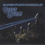 Click here for more info about 'Super Furry Animals - Lazer Beam'