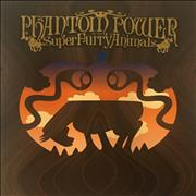 Click here for more info about 'Super Furry Animals - Phantom Power'