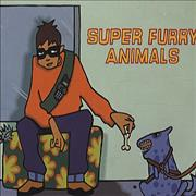Click here for more info about 'Super Furry Animals - Play It Cool'