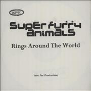 Click here for more info about 'Super Furry Animals - Rings Around The World - album'