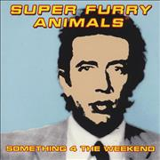 Click here for more info about 'Super Furry Animals - Something 4 The Weekend'