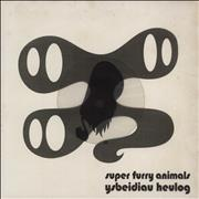 Click here for more info about 'Super Furry Animals - Ysbeidiau Heulog - White Vinyl'