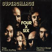 Click here for more info about 'Supercharge - Four By Six EP'