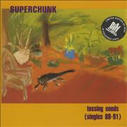 Click here for more info about 'Superchunk - Tossing Seeds: Singles 89-91 - Red Vinyl'