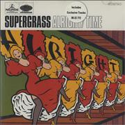 Click here for more info about 'Supergrass - Alright / Time'