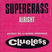 Click here for more info about 'Supergrass - Alright'