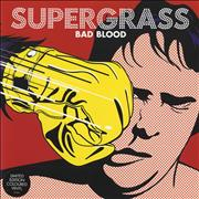 Click here for more info about 'Supergrass - Bad Blood'