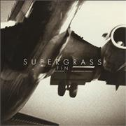Click here for more info about 'Supergrass - Fin - Red vinyl'