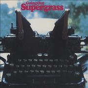 Click here for more info about 'Supergrass - Going Out'