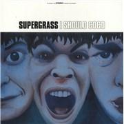 Supergrass I Should Coco UK vinyl LP