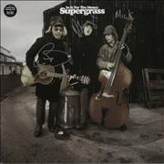 Click here for more info about 'Supergrass - In It For The Money - Fully Autographed'