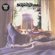 Click here for more info about 'Supergrass - Late In The Day - Gold Vinyl'