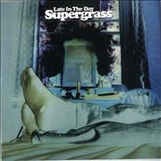 Click here for more info about 'Supergrass - Late In The Day'