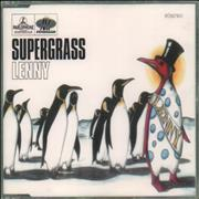 Click here for more info about 'Supergrass - Lenny'