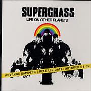 Click here for more info about 'Supergrass - Life On Other Planets Sampler'