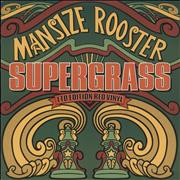 Click here for more info about 'Supergrass - Mansize Rooster - Red Vinyl'