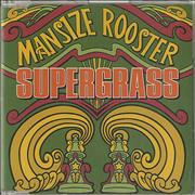 Click here for more info about 'Supergrass - Mansize Rooster'
