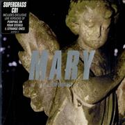 Click here for more info about 'Supergrass - Mary - CD1'