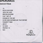 Click here for more info about 'Supergrass - Mastered Album'