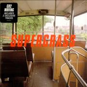 Click here for more info about 'Supergrass - Moving - CD2'
